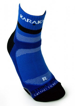 Karakal X4 Ankle Blue / Black